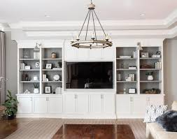 Fireplace With Built In Cabinets Wall Units Marvellous White Built In Cabinets White Built In
