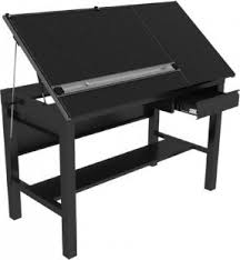 Metal Drafting Table Architecture Drawing Table Interior Design