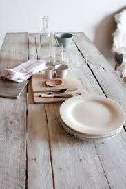 Kitchen Table Setting by Less Is More When It Comes To Setting A Brunch Table Keep The