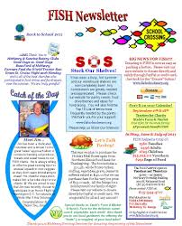 thanksgiving newsletter newsletter archives fish of mchenry food pantry