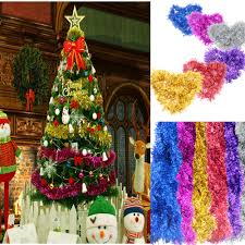 Halloween Tinsel Garland by Online Buy Wholesale Tinsel Garland From China Tinsel Garland
