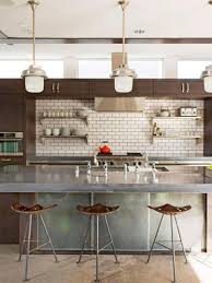 kitchen glass tile backsplash ideas pictures tips from hgtv modern