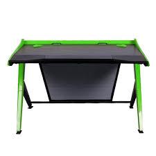 Gaming Computer Desks Green Dxracer Gaming Computer Desk Gd 1000 Ne U2013 Gamers Seat