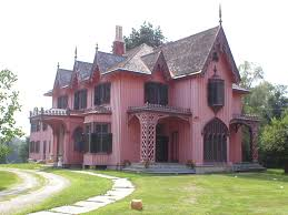 Queen Anne Style House Plans Gothic Revival Architectural Styles Of America And Europe