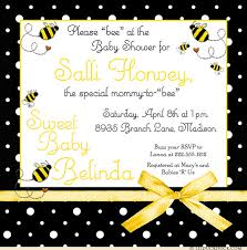 bumblebee baby shower baby shower invitation buzz bees yellow