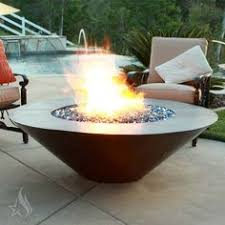 Copper Firepits Firepit Png Concrete Pinterest Concrete Pits And Concrete