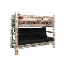 wooden bunk bed with futon roselawnlutheran