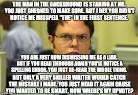 Dwight Meme Generator - dwight schrute meme imgflip