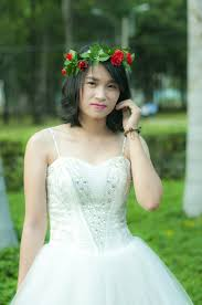 free images woman flower young green wedding dress