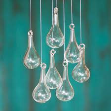glass raindrop ornaments compare prices at nextag