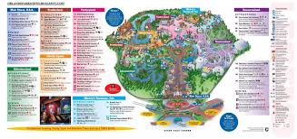 Orlando On Map by Magic Kingdom U2026then U0026 Now Blogging Disney