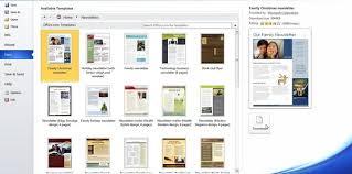 open office newsletter templates c all info