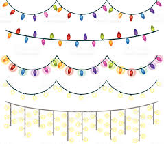 christmas lights stock vector art 165797485 istock