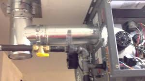Wall Mounted Natural Gas Heater New Garage Heater Youtube
