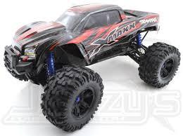 traxxas maxx 4wdbrushless rtr monster truck ebay