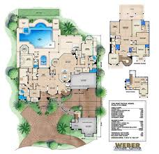 royal house plan luxury tuscan architectural style mansion plans