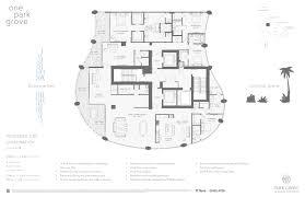 one park grove releases impressive combination unit floor plans