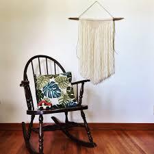organic home decor organic calm the latest hsfn custom macrame home decor house
