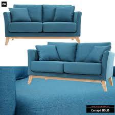 miliboo canapé résultat supérieur 50 incroyable canape convertible bleu canard