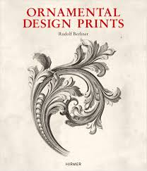 ornamental design prints from the fifteenth to the twentieth