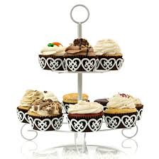 cup cake stands cooking upgrades 12 count cupcake stand holder and display
