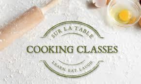 erica s picks cooking classes at sur la table cbs los angeles