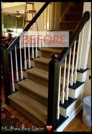 Banister Stop Everything These Banister Makeovers Look Ah Mazing Hometalk