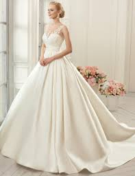 wedding dress a line cap sleeve sheer neck wedding dresses backless bridal gown a