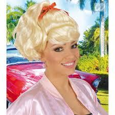 grease sandy wig for fancy dress sancs0670