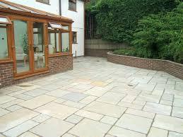 Concrete Slabs For Backyard by Stunning Patio Slab Design Ideas Contemporary Interior Design