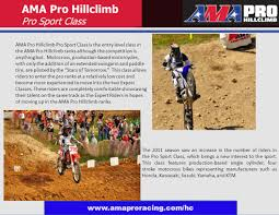 ama pro racing motocross ama pro hillclimb about us ama pro racing is the premier