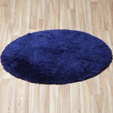 navy blue round rug home design ideas