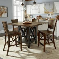 ivory kitchen table spindle back chair zinc top round table