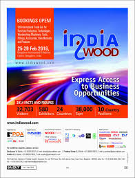 Woodworking Machinery Exhibition India by Ply World India Wood