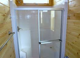 Shower Stall With Door Showers For Mobile Homes Bathrooms 48in Shower Stall And Shower
