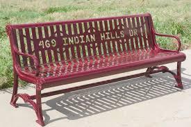 Athletic Benches R J Thomas Manufacturing Co Inc Cherokee Iowa Ia 51012 0946