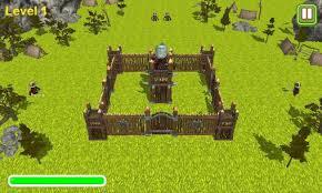 siege jeu tower defence castle sieges 3d pour android à télécharger