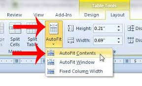 How To Put An Excel Table Into Word How To Make A Table Fit On One Page In Word 2010 Solve Your Tech