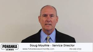 lexus woodland hills careers doug moultrie service director youtube