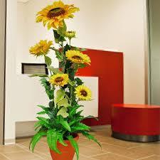 Fake Sunflowers Artificial Plants For Sale Artificial Plant Singapore