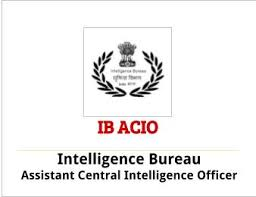 Acio 2017 Results Official Notification Notification Ib Acio Assistant Central Intelligence Officer