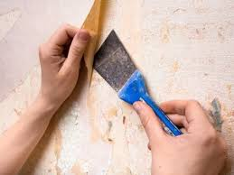 easy remove wallpaper for apartments how to remove wallpaper glue in 5 simple steps architectural digest