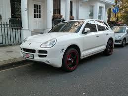 Porsche Cayenne White - porsche cayenne turbo matte white ben flickr