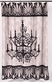 carnation home fashions inc bold over size print shower curtains
