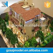 villa plans house plans miniature house villa 3d model buy house 3d model