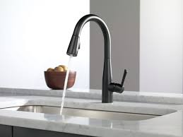 delta waterfall kitchen faucet kitchen fabulous delta bar faucets waterfall faucet delta pull