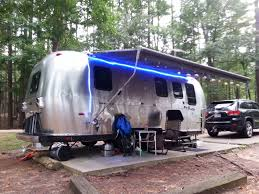 Rv Awning Led Light Strip Awning Led Light Strip Factory Install Airstream Forums