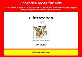 charades ideas for kids of all ages the ultimate list 130 ideas