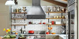 unbelievable design industrial kitchen shelving contemporary the