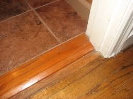 wood floor transitions image of tile to wood floor transition